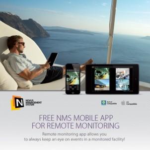 Gratis NMS Mobile app