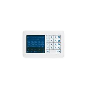 Visonic Powermaster draadloos LCD bediendeel KP-250 PG2