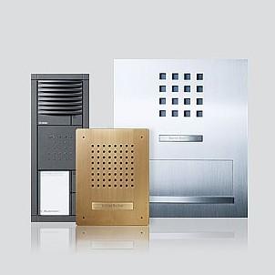 Siedle audio deurstations