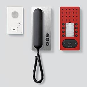 Audio intercomsystemen