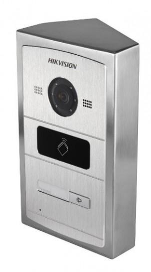 DS-RVSKV, RVS bracket voor de Hikvsion intercom buitenpost klein