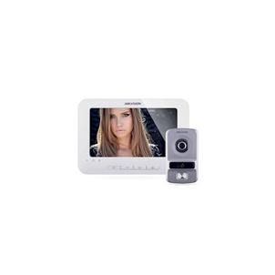 Hikvision Intercom kit DS-HIK-IP-INT-A, complete set met IR verlichting