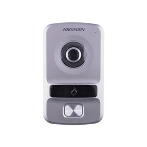 Hikvision buitenpost DS-KV8102-IP Villa, 1 beldrukker en IR verlichting