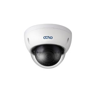 3 MPX IP Dome buiten camera Vandal dome, day night IR 30m