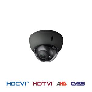 4 in 1 HDCVI fixed vandalisme bestendige dome starlight camera donkergrijs outdoor 30 meter 2 1 MP