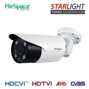 AirSpace CCTV 4 IN 1 BULLET ULTRAPRO 2MP SM-IR MOTOR 2.8~12MM