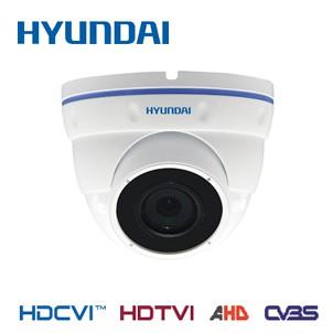 Hyundai 4 IN 1 DOME ULTRAPRO 2MP SM-IR MOTOR 2.8 12MM