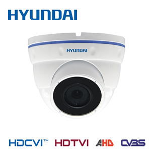 Hyundai 4 IN 1 DOME ULTRAPRO 2MP SM-IR MOTOR 2.8 12MM