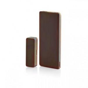 MC 303 PG2 ultra dun magneetcontact bruin