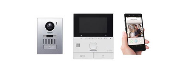 Panasonic VL-SVN511EX Intercomsysteem met iOS & Android app