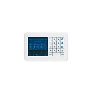 Visonic PowerMaster draadloos LCD codebedienpaneel KP-250 PG2