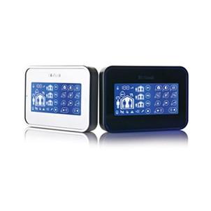 Visonic Powermaster draadloos Keypad KP160 PG2 in wit of zwart